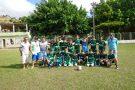 Teve início o Campeonato Rural Sub 12 e Sub 15 neste sábado 16/04/2016 com duas partidas entre Monte Sinai X Bom de Bola V. Paulista Sub 12 e Sub 15.
