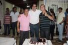 Confira as fotos da festa de aniversário do prefeito Luciano Pereira