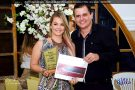 Confira as fotos da cerimônia de entrega do Prêmio Águia de Ouro em Barra de São Francisco
