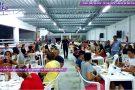 Rodízio de Pizza do Barbosa Lanches foi sucesso de público e satisfação. Confira as fotos