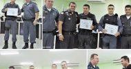 Policiais Militares participam do Destaque Operacional em solenidade do 11º BPM