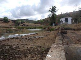 Começa racionamento de água potável na sede Vila Pavão