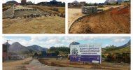 Pavimentação de ruas no entorno da Unidade de Saúde em Vila Pavão deverá ser concluída em agosto