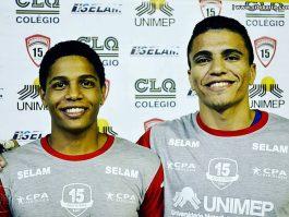 Atleta mantenense fecha contrato com equipe 15 de Piracicaba