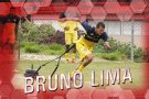 Bruno Lima atleta do Audax grava vídeo pedindo a torcida de Mantenópolis e região na final do Paulistão 2016.