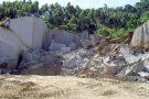 ES: pedreira é condenada por exploração irregular de granito