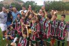 Santo Antônio é campeão no Sub-12 e Sub-15 da 2ª Copa Rural de Barra de São Francisco