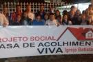 Foi Inaugurado em Barra de São Francisco / O Projeto Social