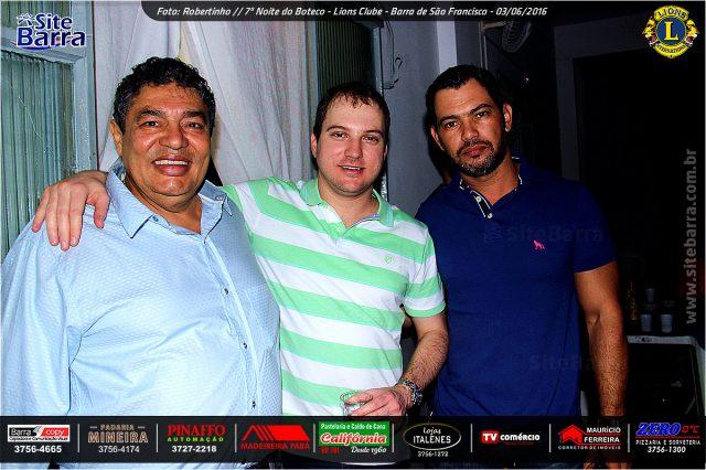 SiteBarra - Noite do Boteco Lions Clube Barra de Sao Francisco (256)