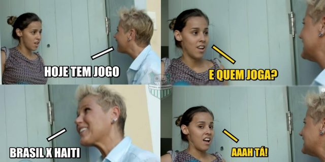 SiteBarra - memes brasil 7 x 1 haiti  (2)