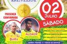 Buru e Aldair, ex jogadores da seleção brasileira estarão presentes na Final do Campeonato Bar do Bimba em São Gonçalo