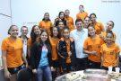 Mãe de ouro: Técnica de futsal feminino de Barra de São Francisco vira destaque no estado após título nos jogos escolares