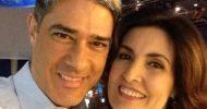 William Bonner e Fátima Bernardes anunciam fim do casamento
