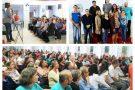 Sociedade pavoense se mobiliza no combate à violência contra a mulher