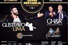 Fãs esgotam 1º lote de ingressos para show de Gusttavo Lima em Barra de São Francisco