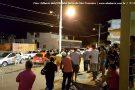 Quatro pessoas ficam gravemente feridas em acidente com motos na rodovia que liga Barra de São Francisco a Mantena