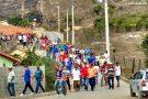 Candidatos a prefeito visitam comunidades em Água Doce do Norte