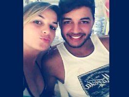 Jovem Victor Barros segue internado na UTI após acidente que tirou a vida de sua namorada Jéssica Alves