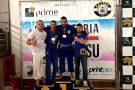 Francisquenses fazem bonito na Copa Vitória de Jiu-Jitsu