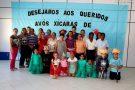 Crianças prestam homenagem para os avós em Barra de São Francisco. Confira as fotos