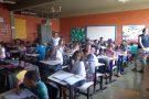 Sub Ten Eliseu dá início a suas atividades do PROERD  em Água Doce do Norte
