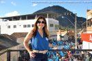 Deputada Raquel Lessa declara apoio a Paulo Márcio e é recebida por multidão em Água Doce do Norte