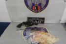 Dupla é presa acusada de tráfico de drogas em Colatina