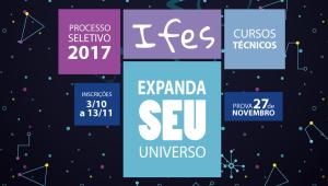 IFES- Campus Barra de São Francisco abre processo seletivo. Baixe o Edital e veja como se inscrever