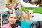 Evento promovido em Mantena incentiva adoção de cães. Conheça o grupo AMAR