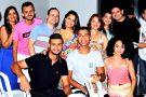 Jovens se reúnem para uma 'Tarde de Boteco' em Barra de São Francisco. Confira a galeria de fotos
