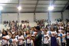 11º BPM forma mais uma turma do PROERD em Barra de São Francisco