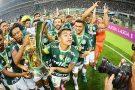 Palmeiras é campeão brasileiro pela nona vez e acaba com jejum de 22 anos