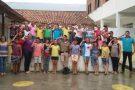 PM de Mantena forma 72 alunos no PROERD em São João do Manteninha