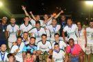 Galáticos da Batista Esperança conquistam 3º Campeonato de Futebol das Igrejas Evangélicas