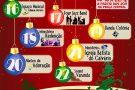 Confira a programação das festividades de fim de ano em Barra de São Francisco