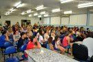 Pais de alunos lotam Câmara de Nova Venécia contra fechamento de turmas no Lourdes Scardini