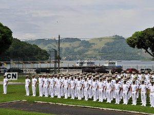 Marinha abre vagas para Aprendizes Marinheiros em Vitória