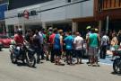 Homem apanha da população após furtar bicicleta no ES