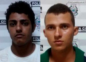 Polícia de Ecoporanga prende suspeitos de assassinato em Água Doce do Norte