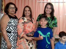 Guilherme Profiro comemora 10 anos com amigos e familiares no Espaço Barbosa Lanches