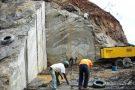 Setor rochas registra 376 acidentes de trabalho em 1 ano
