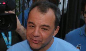 Sérgio Cabral 'contrata' outro preso para limpar a sua cela