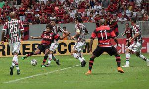 Confirmado! Fluminense x Flamengo será no Kleber Andrade, em Cariacica
