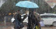 Chuva volta ao ES acompanhada de raios no final de semana