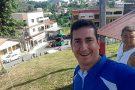 Ex-prefeito Jailson Quiuqui comemora sucesso da 21ª Corrida Rústica de São José, em Águia Branca