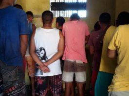 23 pessoas são presas em operação da polícia em Nova Venécia e Vila Pavão