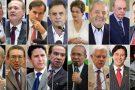 Lula, Dilma, Aécio, Serra e ministros estão na Lista de Janot