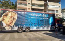 Pianista Arthur Moreira Lima se apresenta nesta quarta-feira em Barra de São Francisco