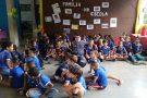 Polícia Militar participa do Dia da Família na Escola