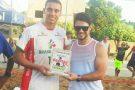 Sucesso: 1º campeão do Beach Soccer de Mantena foi o Brasil Kirim